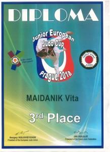 Кубок Европы Прага июль 2018